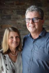 Julia and Kevin Garratt profile photo